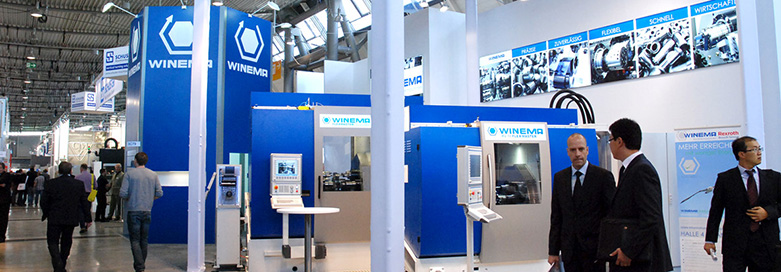 Messen 2017 – PMTS Columbus – EMO Hannover