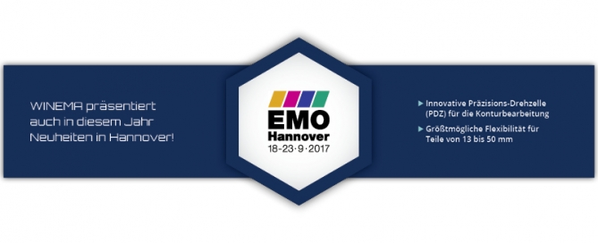 Winema EMO Hannover