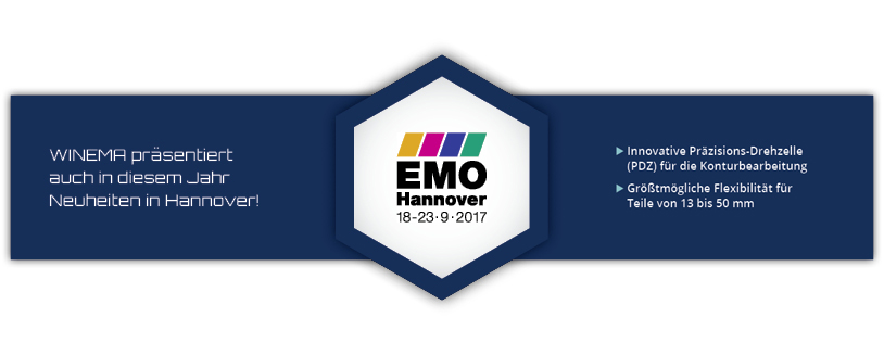 Winema EMO Hannover
