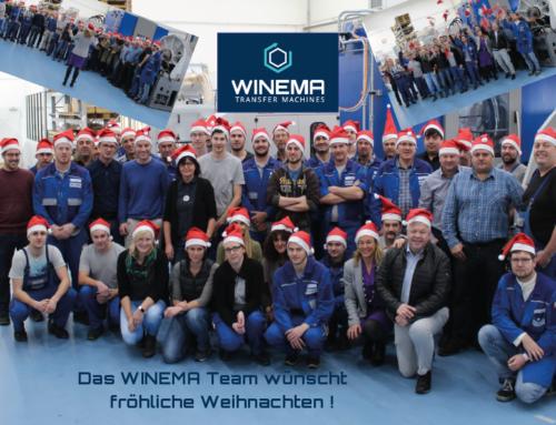 WINEMA wünscht fröhliche Weihnachten !!
